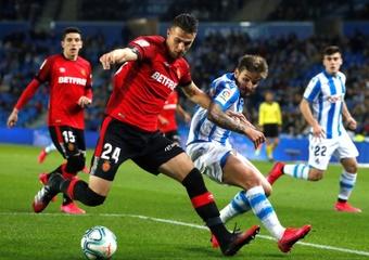 La Real Sociedad mira al Mallorca y al liderato sin Oyarzabal. EFE