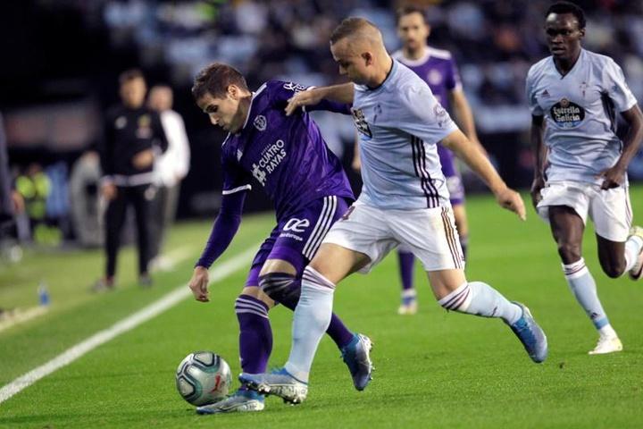 Pablo Hervías aún no ha jugado esta temporada por su lesión de rodilla. EFE