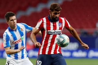 Diego Costa volverá a jugar ocho meses después. EFE