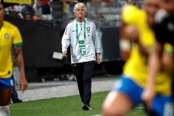 Seleção Brasileira feminina é convocada para as Olimpíadas. AFP