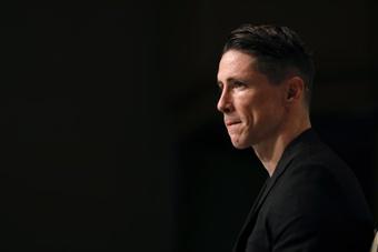 Fernando Torres dénoncé pour avoir entraîné sans licence. EFE