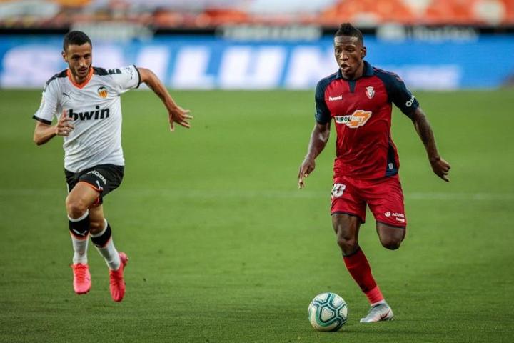 Esquerdo jugará esta temporada cedido en el Castellón. EFE