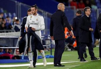 Barnett had a dig at Zidane. EFE