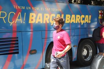 Mourinho vuole portare Riqui Puig a Roma. EFE