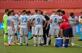 CONMEBOL want a 25 minute half-time. EFE