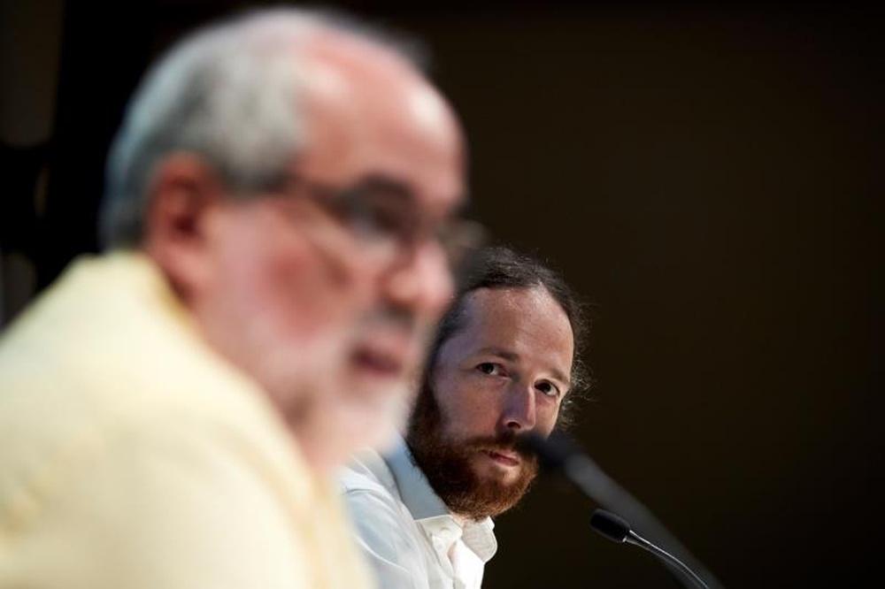 Marc Duch diseñó el proyecto social de la candidatura de Víctor Font. EFE