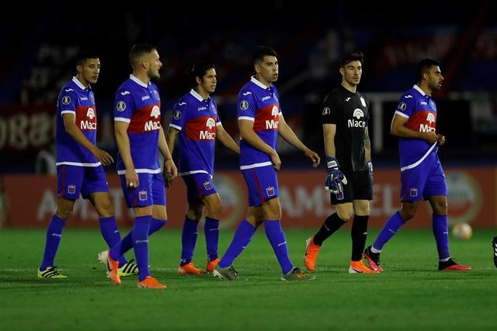 Tigre avanzó a cuartos de final. EFE