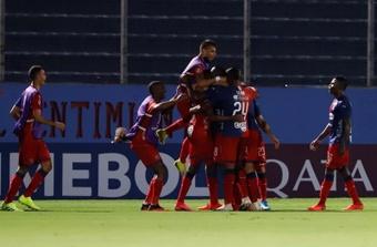 Independiente Medellín superó a Jaguares en la clasificación liguera. EFE