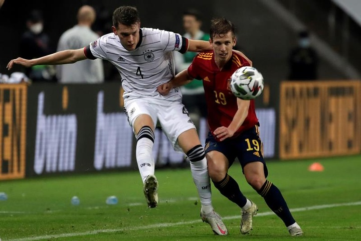Ginter, objetivo del Bayern de Múnich. EFE