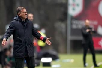 Carlos Carvalhal seguirá en el Sporting de Braga. EFE
