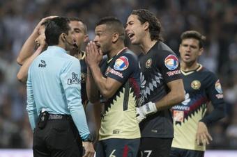 El América jugará ante Monterrey con varias bajas. EFE