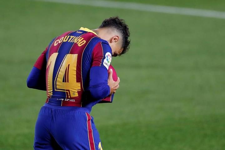 Un échange envisagé entre le Barça et Milan pour Coutinho. EFE