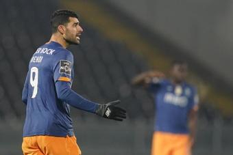 Le triplé de Mehdi Taremi contre Tondela. dugout