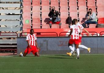 Sadiq lleva cuatro goles la presente temporada. EFE