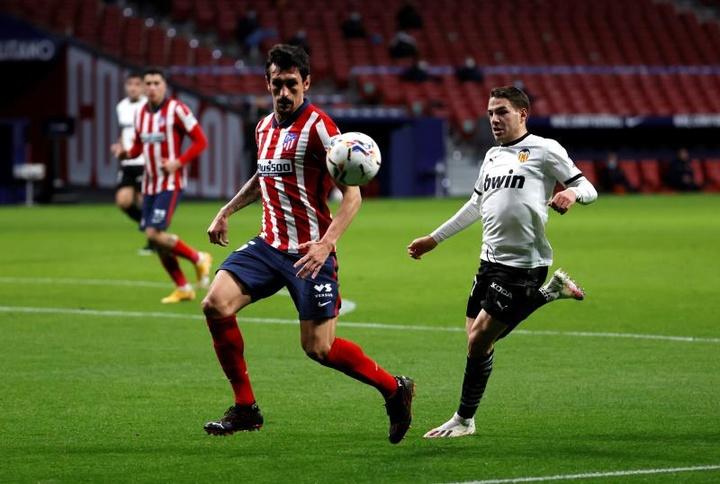 OFFICIEL : L'Atlético renouvelle Savic jusqu'en 2024. EFE