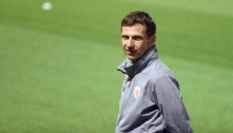 El Oviedo visita a la Ponferradina en Segunda División. EFE