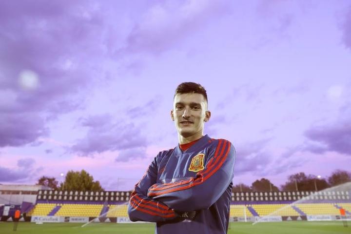Pepelu podría acabar en la Ligue 1. EFE