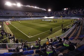 Las instituciones de Málaga incitaron al abono. EFE