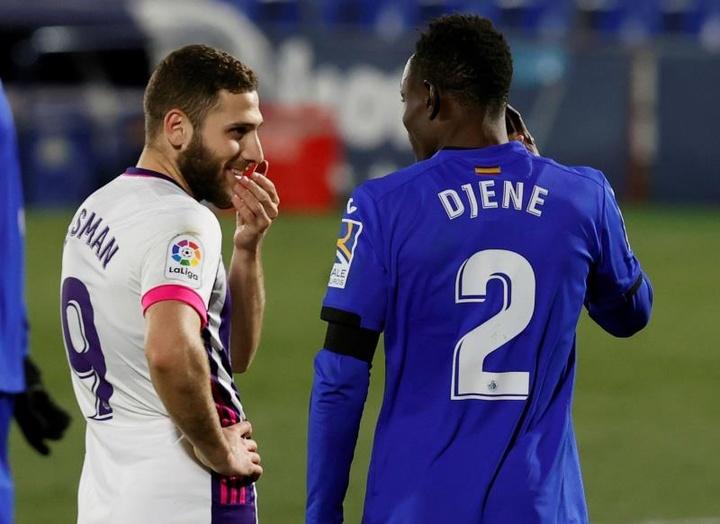 Weissman, convencido de que ganarán al Valencia. EFE