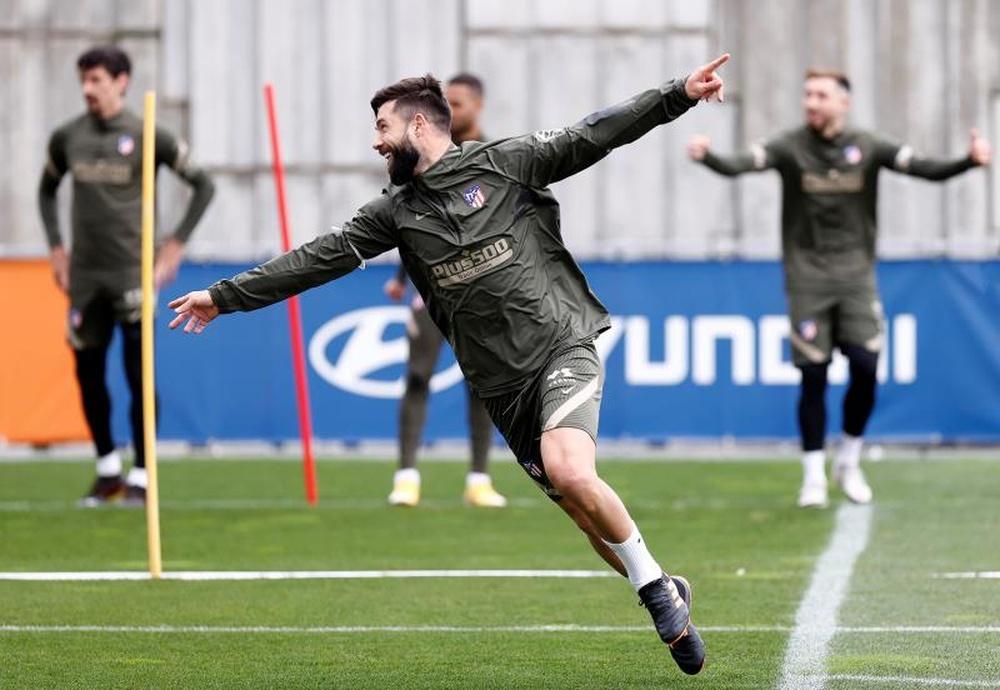 Felipe vuelve al Atlético. EFE