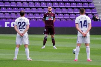 Celta rejeita uma oferta do Watford pelo empréstimo de Okay.EFE