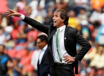 Almada se rindió ante Félix Torres. EFE