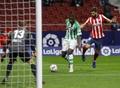 William Carvalho sube de nivel en el Betis. EFE