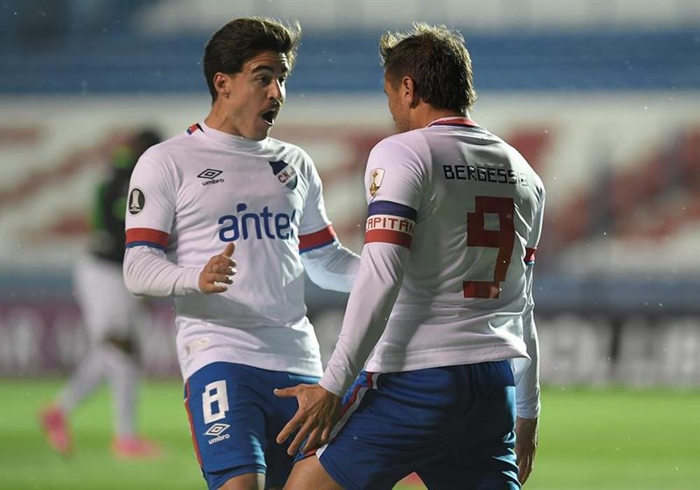 Calleri e Gabriel Neves no São Paulo.
