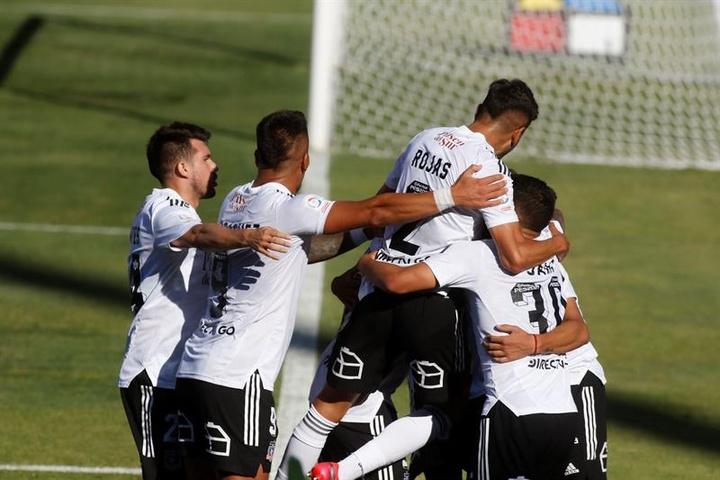 Everton y Colo-Colo avanzan a semifinales de la Copa Chile. EFE