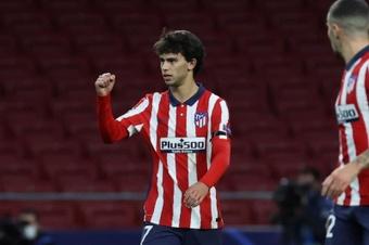 La Juve estaría interesada en Joao Félix para la segunda mitad del curso. EFE