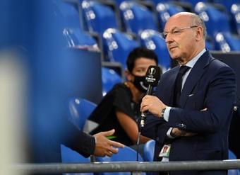 Marotta explains Conte's departure. EFE