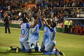 El asalto de Macará a Guayaquil, sorpresa de la jornada en Ecuador. EFE