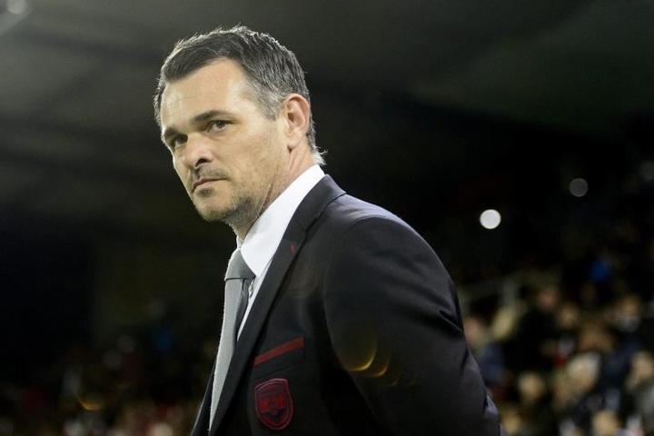 Willy Sagnol reconoció que la Selección Española es muy superior. EFE