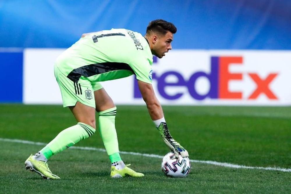 Osasuna cobrará 375.000 euros por el enfrentamiento entre el Mónaco y Álvaro Fernández. EFE