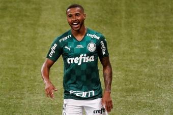 Palmeiras rechazó siete millones y medio por Wesley. EFE