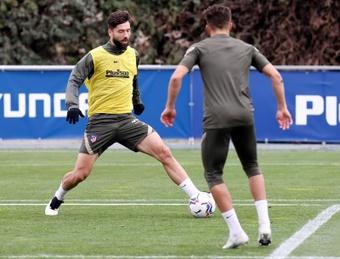 L'Atletico de Madrid veut prolonger Felipe. afp