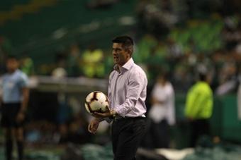 Gustavo Florentín, nuevo técnico de The Strongest. EFE