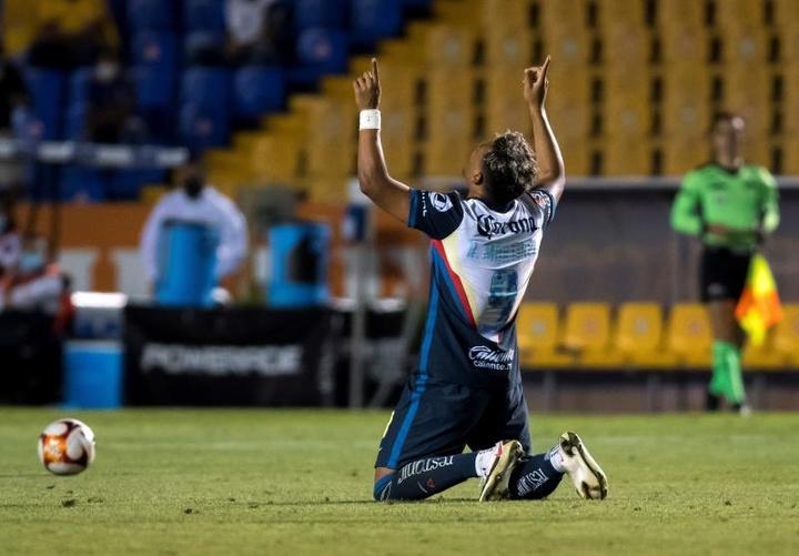 Roger Martínez respondió a las críticas del 'Bofo' Bautista. EFE