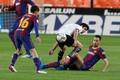 Barcelona y Valencia se enfrentarán este domingo. EFE/Archivo