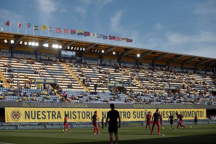 El Villarreal tiene ofertas por Ratiu. EFE