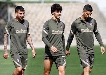 Atletico's favourite is Vlahovic; second choice Matheus Cunha. EFE