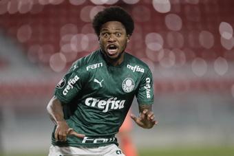 Universitario sueña con la Sudamericana ante un Palmeiras con los deberes hechos. EFE
