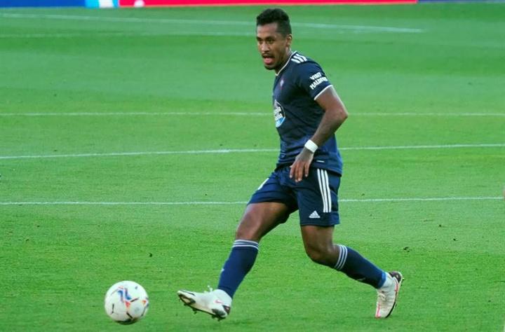 Renato Tapia de retour à l'entraînement. EFE