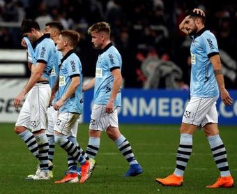 Wanderers Montevideo ganó por la mínima a Cerrito. Archivo/EFE