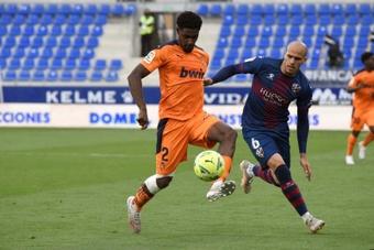 Valence prolonge Thierry Correia jusqu'en 2026. efe