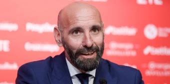 Monchi defendió a Lopetegui y valoró la situación del Sevilla. EFE