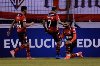 Sigue el directo general de la última jornada de la Copa Libertadores. EFE