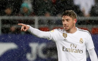 Valverde will renew with Madrid. EFE