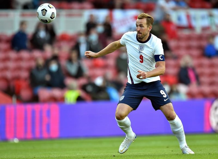 Kane è pronto a salutare il Tottenham. EFE