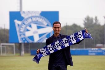 Borja Jiménez no se explica la derrota. EFE